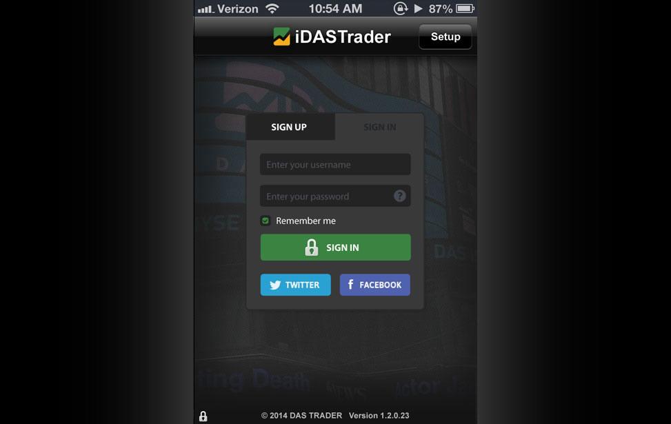 DAS|Inc – Developer of DAS Trader suite of products