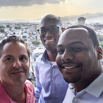 DAS Visit to Trinidad
