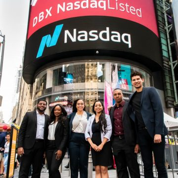 Visist to Nasdaq